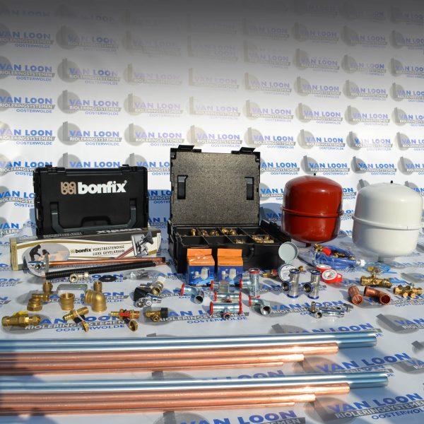 Bonfix warm water CV en Gas